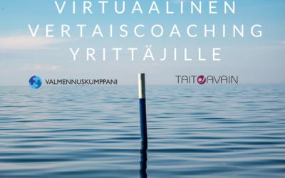 Luotsi – virtuaalinen vertaiscoaching yrittäjille